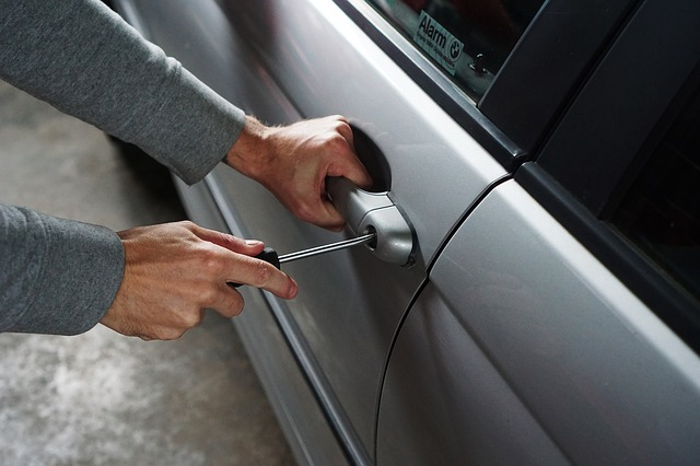 טיפים למיגון הרכב מפני פריצה