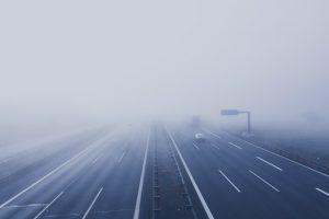 נהיגה בערפל