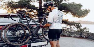 מנשא אופניים חשמליים